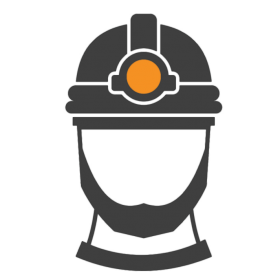 male-miner-icon-simple-style-vector-11426905