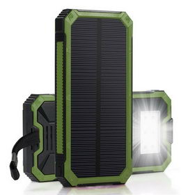 Power Bank Solar EK-3 10 000 mAh IP-67