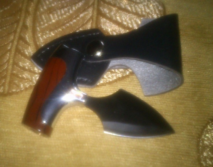 ножзажигалка
